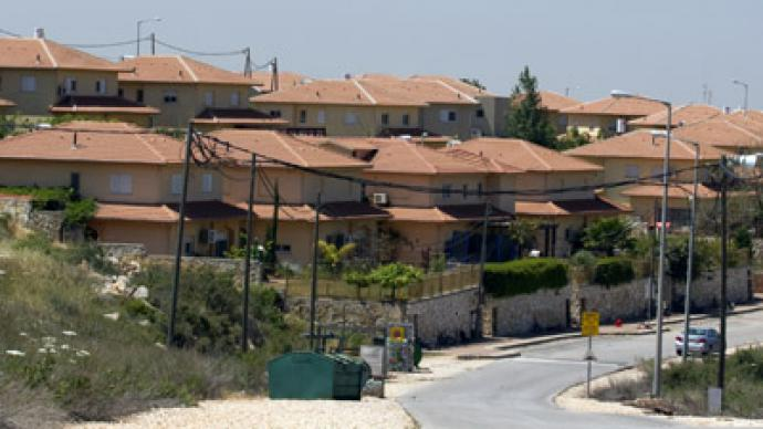 Settlements of discord: 500 new homes to mushroom in West Bank