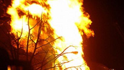 Gas blast kills eight in Siberia