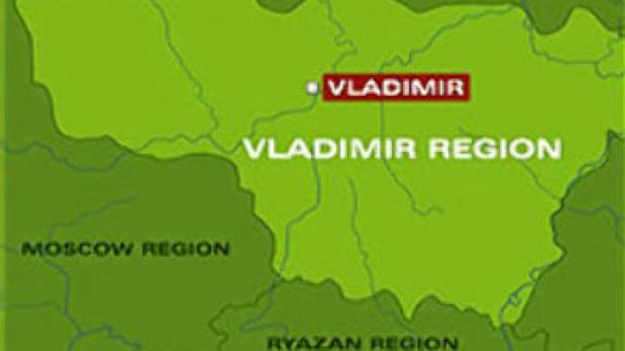 Seven die in crash in Vladimir region