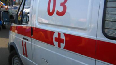 Bus plunges off cliff in South Ossetia, at least 11 killed