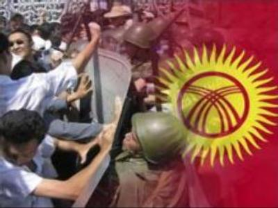 Several injured at opposition rally clashes in Bishkek