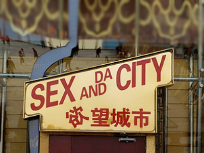 Sexual revolution starts in China