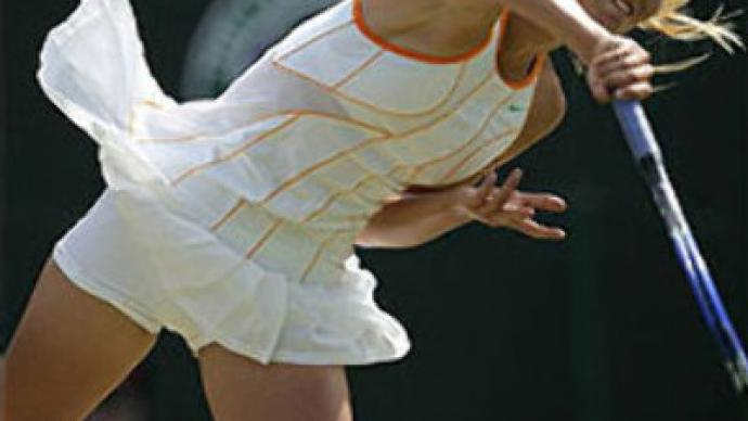 Sharapova primed for Wimbledon win