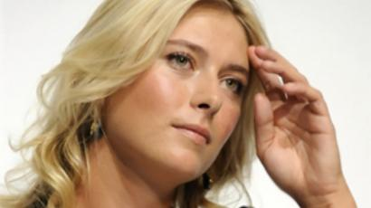 Sharapova Russia's richest sportsperson of 2009