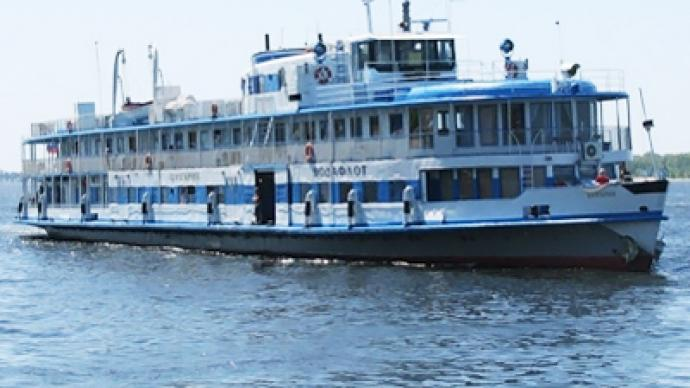 Over 100 missing after pleasure cruiser sinks in Central Russia
