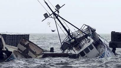 Ship sinks near Sochi, 2 missing