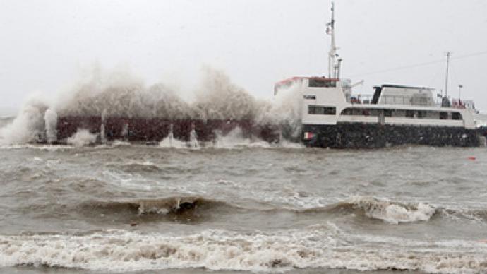 Ship sinks near Sochi, 2 missing