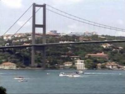 Ships collide near Bosphorus