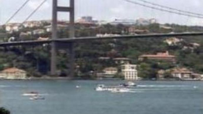 Ships collide near Bosphorus
