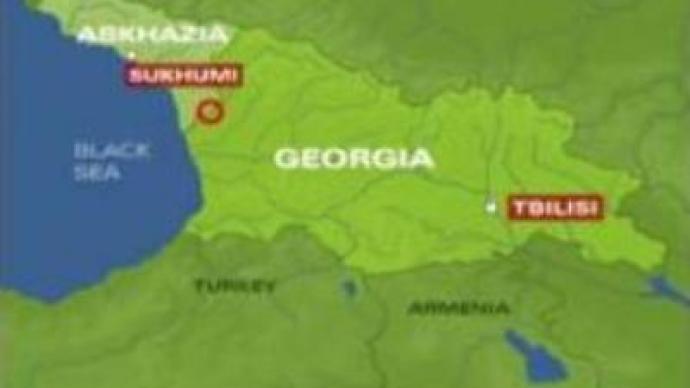 Shoot-out on Georgian-Abkhazian border: 3 Georgians arrested