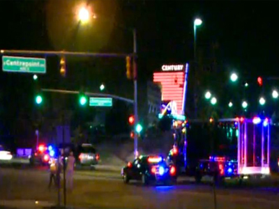 'Batman' shooting: Feds identify Denver gunman as 24-year-old James Holmes