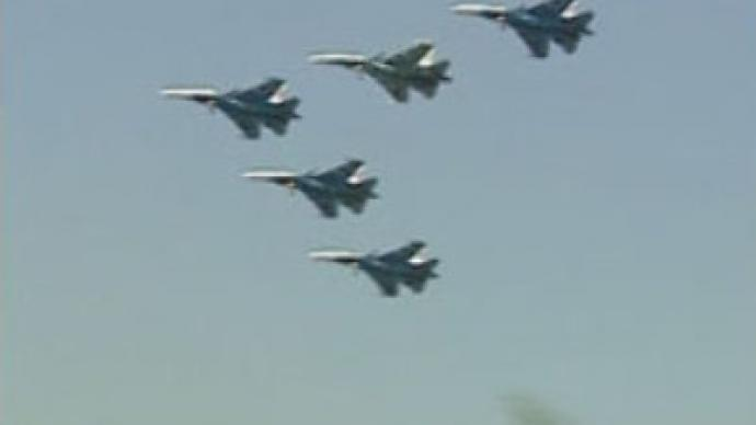 Show marks Russian Air Force anniversary