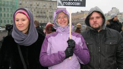 Russian poll protests: calm after the storm