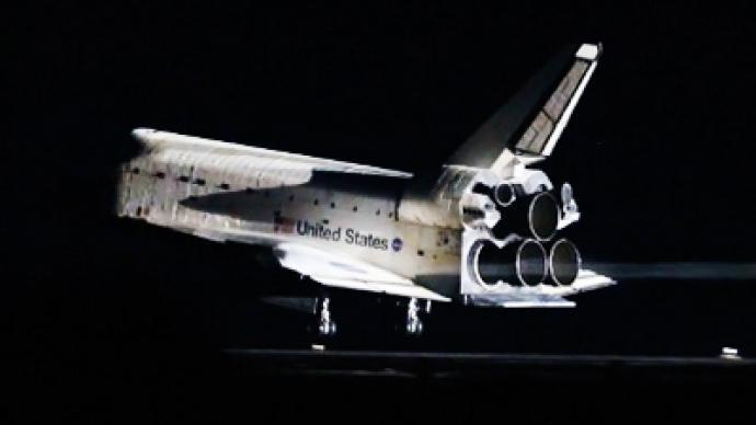 Farewell, Shuttle! Last Atlantis mission over