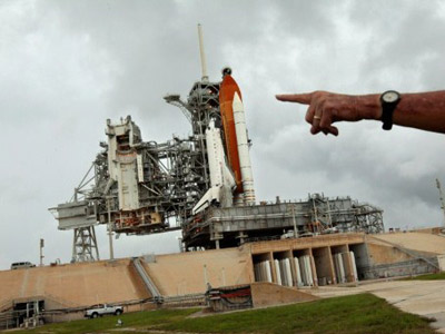 Atlantis shuttle launched to glory