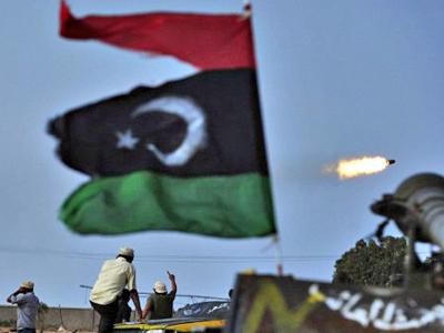 Post-Gaddafi Libya gets timeline for full statehood
