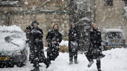 Deaths, torn-off roofs, uprooted trees as blizzards and rainstorms sweep Europe