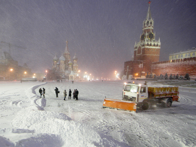 Snow in June: Russia's Siberian town in absolute anomaly (PHOTOS, VIDEO)