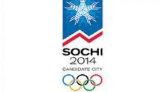 Sochi 2014 flag put on 5 continents' highest peaks