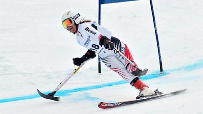 Sochi on ski track for Winter Paralympics 2014