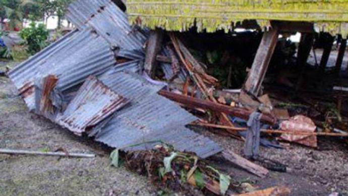7.1 magnitude earthquake hits Solomon islands, after series of tremors over 2 days