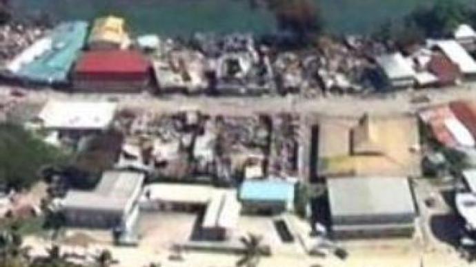 Solomon Islands to get aid after tsunami