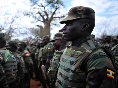 5 children killed as African Union peacekeepers mistakenly open fire on school