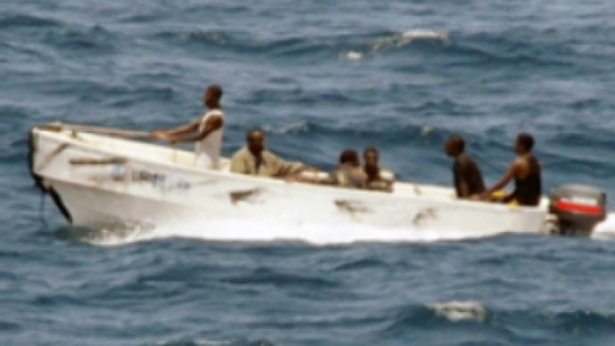 Somalian pirates want ransom for Ukrainian arms