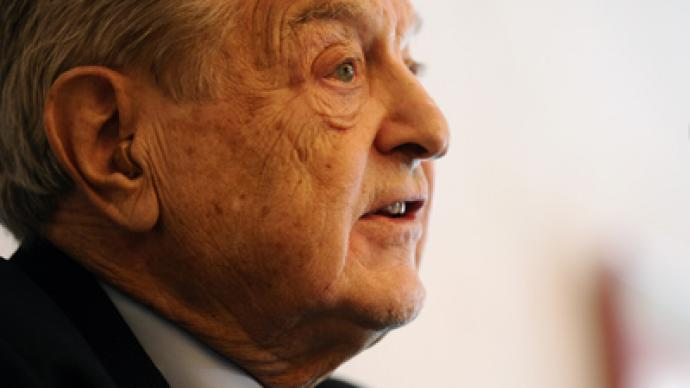 Lead or leave: Soros calls on Germany to decide its fate in the eurozone