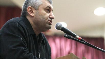 South Ossetian opposition leader in hospital, supporters claim police assault