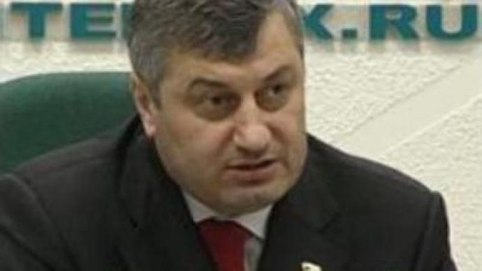 South Ossetia will never join NATO: Eduard Kokoity