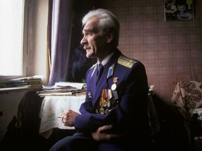 Soviet officer who 'saved the world from WWIII' gets Dresden Peace Prize