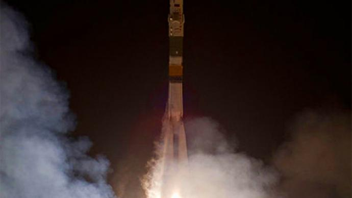 Russian spacecraft successfully docks to the ISS
