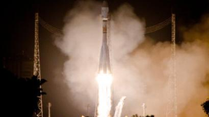 Touchdown! Soyuz space capsule lands on Earth