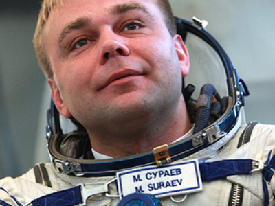 Space blogger Suraev named Hero of Russia
