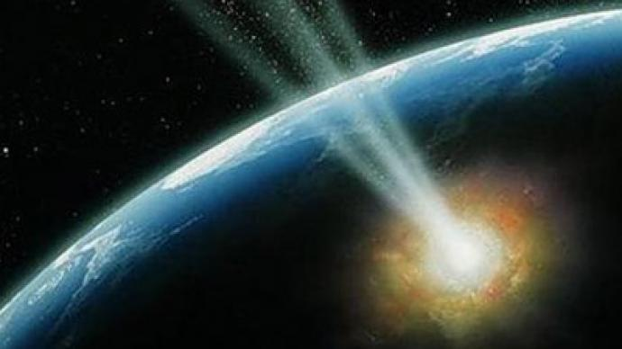 Apocalypse soon: Comet could hit in 2040
