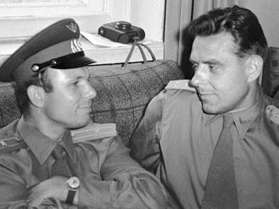 Death of Yury Gagarin demystified 40 years on