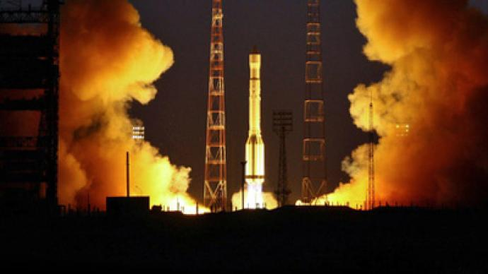Top space officials fired for Glonass launch failure