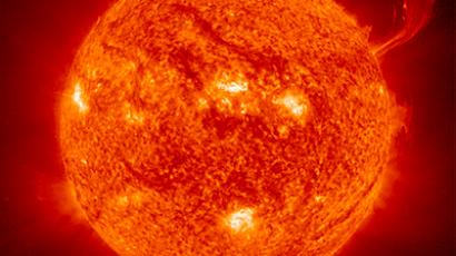 Biggest solar storm in years bombards Earth