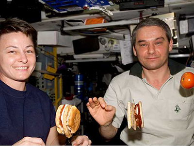Simplest tasks much harder in space – astronaut