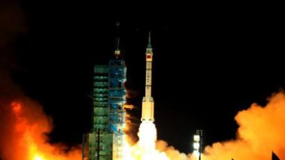 China sends its first manned space docking mission...and first woman astronaut