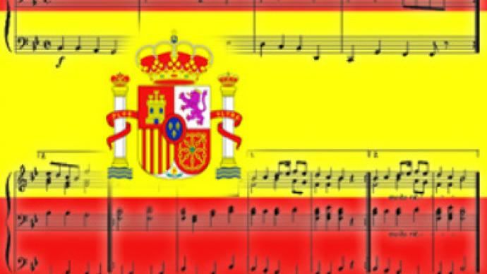 Spain lyrically divided