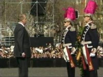 Spain marks third anniversary of Madrid blasts