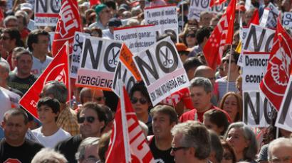 Basque town votes in referendum on independence from Spain