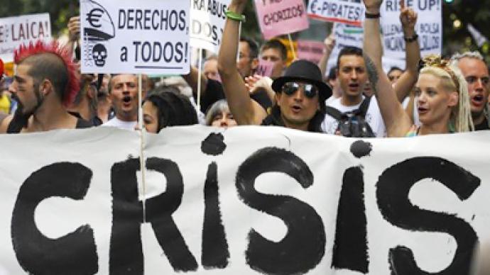 """""""Spanish revolution"""" in full swing"""