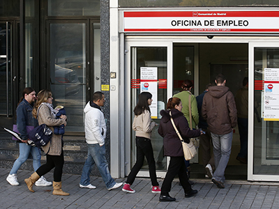Eurozone unemployment hits 17-year high in September