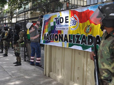 Spanish 'Second Conquest' backfiring in Latin America?