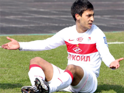 Spartak fit a key to Kazan