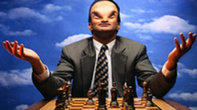 Sports doping scandal... in chess!