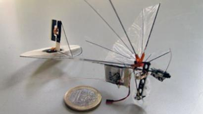 Robobees: Insect-like robots are creating a buzz